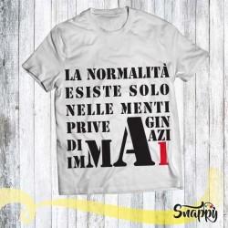 T shirt personalizzata GLAMOUR IMMAGINAZIONE