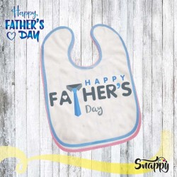 Bavaglino personalizzato FATHER'S DAY