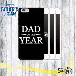 Cover personalizzata DAD OF THE YEAR