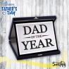Targa riconoscimento DAD OF THE YEAR
