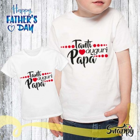 T shirt bambino AUGURI