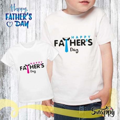 T shirt bambino FATHER'S DAY