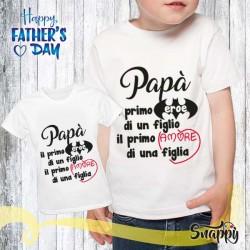 T shirt bambino EROE & AMORE