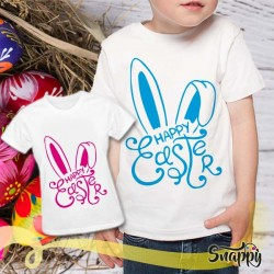 T shirt bambino HAPPY PASQUA