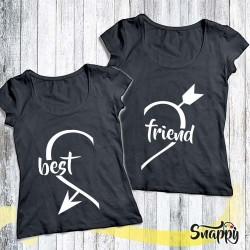 Coppie di t shirt personalizzate BEST