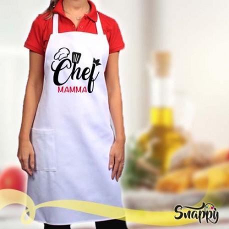 Grembiule da cucina CHEF MAMMA