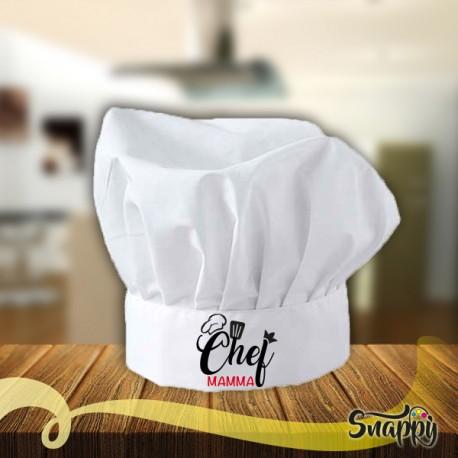 Cappello chef CHEF MAMMA