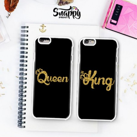 "Coppia di cover ""KING & QUEEN"""