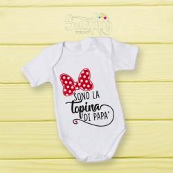 Body personalizzato TOPINA & TOPINO