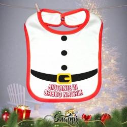 Bavaglino/Bavetta Babbo Natale