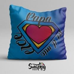 Cuscino personalizzato SUPER