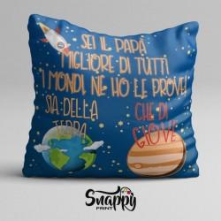 Cuscino personalizzato migliore dei mondi