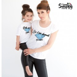 T shirt Mamma - Figlio/a PICCOLO AMORE