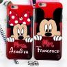 """Coppia cover case custodia cellulare smartphone personalizzate """"Mr&Mrs"""""""