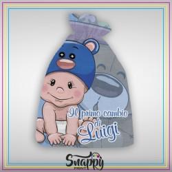 """Sacco primo cambio nascita neonato """"BABY HAPPY"""""""