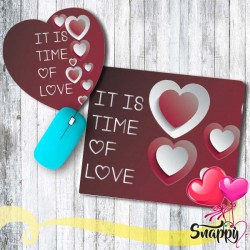 """Mousepad """"TIMELOVE"""""""